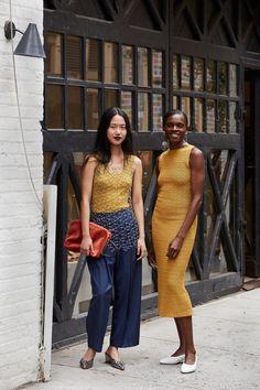 Rachel Comey Spring 2017 Ready-to-Wear Collection Photos - Vogue