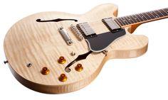 Gibson ES-335 Dot Figured Gloss (Natural)