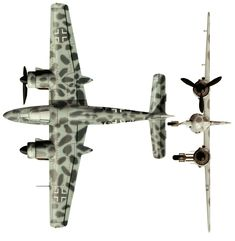 Focke-Wulf Ta 154 Moskito II