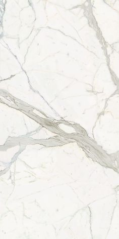59x118 Slim Calacata Polished Face A - 0.6 cm (1/4'') Slab