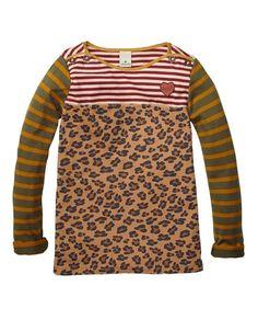 Colour Block Boat Neck Sweater - Scotch & Soda