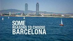 """Video promocional para """"Turisme de Barcelona"""". Productora: Lavinia Realización y postproducción: nueve ojos Dirección y edición:…"""