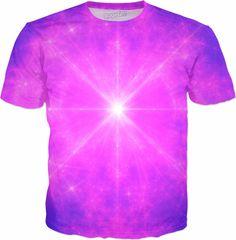 God's Forehead Instrument | Universe Galaxy Nebula Star Clothes | Rave & Festival Shirt