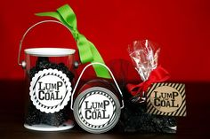 Lump of Coal - Fun {GIFT idea} w/ FREE printable! | I Heart Nap Time - Easy recipes, DIY crafts, Homemaking