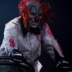 Clown - Slipknot - Percussionist - Download Festival 2013
