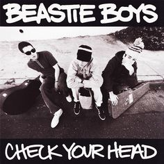 Beastie Boys Check Your Head - vinyl LP