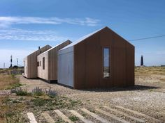Guy Hollaway Architects - Pobble House - 2013