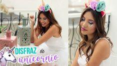 DIY DISFRAZ COMPLETO DE UNICORNIO!!  | Valeria Basurco