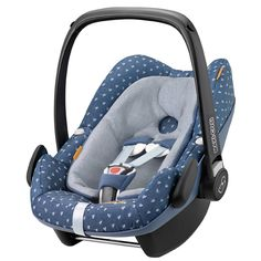 Maxi Cosi Pebble Plus Car Seat (Denim Hearts) x x x