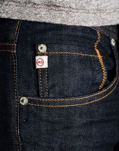 AG Adriano Goldschmied denim. Unparalleled.