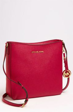 MICHAEL Michael Kors 'Jet Set - Large' Crossbody Bag available at Nordstrom