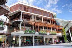 The Nine Shopping Mall In Bangkok