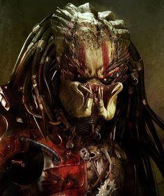 Red Baron #Predator by @tariqart12