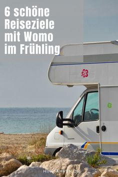 Hier macht Camping im Frühling Spaß Easter & Spring travel tip: 6 ideal camping destinations for Easter holidays. Information about what to expect wit Trailers Camping, Camping Glamping, Van Camping, Camping Hacks, Travel Hacks, Camping Checklist, Camping Essentials, Camping Holiday, Holiday Travel