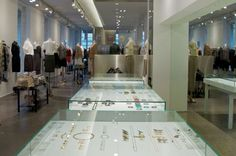 Colette in Paris - incredibly chic clothing, accessories, and fine jewelry on Rue Saint-Honore. MUST VISIT.