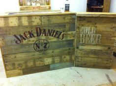 Home Bar. Bar furniture. Pub furniture. Man cave stuff. Garden Bar. Jack Daniel | eBay