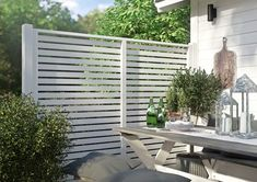 Skärm Jabo Horizont 5 Vit 4233 Although ancient in thought, the particular pergola has Diy Pergola, Toile Pergola, Black Pergola, Pergola Carport, Steel Pergola, Building A Pergola, Corner Pergola, Outdoor Pergola, Pergola Shade