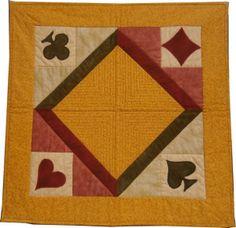 tapis jeux de cartes