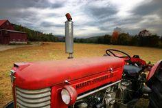 Tractor via Paul Granese Photo.com