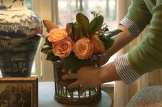 Arranging Flowers with James Farmer - 10 Flowers That Thrive in Full Sun - Southernliving. We went behind the scenes with SL Editor-At-Large James Farmer at his Perry, Georgia cottage to talk about his best tips and tricks for holiday entertaining. These simple flower arranging ideas will bring your Christmas decor to the next level.