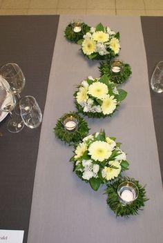 … – - Decoration For Home Table Flower Arrangements, Beautiful Flower Arrangements, Table Flowers, Floral Centerpieces, Table Centerpieces, Wedding Centerpieces, Wedding Table, Wedding Decorations, Table Decorations