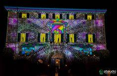 https://flic.kr/p/NhwnoE   Mapping at Villa Cetinale   lighting at Villa Cetinale, Siena