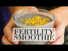 Celebrity Moms Swear This Fertility Smoothie Is Getting Them Pregnant | Babble