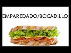 Los alimentos - YouTube
