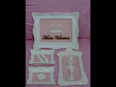 Decore o quarto do bebê com quadros provençais feitos por você! - Mamãe ...