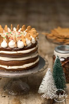 Vis innlegget for mer. Cake, Winter, Tips, Desserts, Food, Winter Time, Tailgate Desserts, Deserts, Kuchen