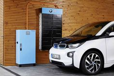 BMW electric-car batteries to be used as home energy-storage devices