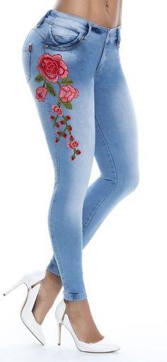 Jeans levanta cola LUJURIA 78736