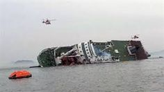 The South Korean ferry Namyong Ho capsizes off Korea Strait; 308 people are killed. - Google Search