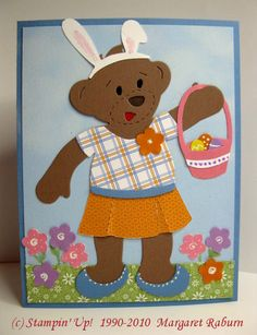 Fun Stampin' with Margaret!: Build-A-Bear