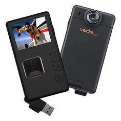 B-Stock Creative Vado HD Pocket Video Camera & Power Adapter Combo Pack (Black) - http://yourperfectcamera.com/b-stock-creative-vado-hd-pocket-video-camera-power-adapter-combo-pack-black/
