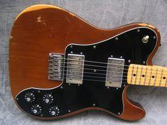1973 Fender Telecaster Deluxe http://jeanette-lynne.bandcamp.com/