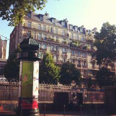 Boulevard de Rochechouart #paris #france by #Minitl