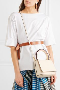 2425966e7860 Marni - Pannier leather shoulder bag