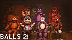 sfm fnaf teacher part 2 (five nights at freddy's animation) - YouTube
