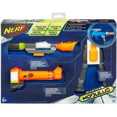 Nerf Modulus Long Range Upgrade Kit: Amazon.co.uk: Toys & Games
