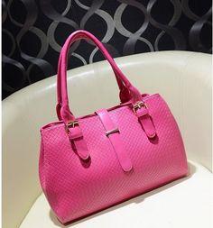 e6ffdf651b Find More Shoulder Bags Information about MerryTm knitting fashion women  leather handbags big tote bag women