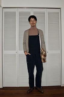 Y's Wardrobe: 【UMIT BENAN UNIQLO FLISTFIA】大人だってオールインワンを着たっていいじゃな...