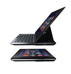 Part tablet. Part Ultrabook. All-around awesome.