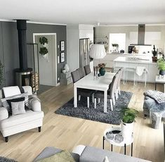 Beautiful luxury comfy living room designs for small spaces ideas 1 fugar.sepatula Beautiful luxury comfy living room designs for sma Küchen Design, Home Design, Home Interior Design, Design Ideas, Design Concepts, Home Living Room, Apartment Living, Living Room Decor, Basement Apartment
