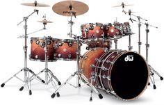 DW Collectors Series Drums