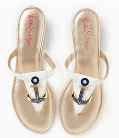 Lilly Pulitzer, you're killing me. I *need* these.