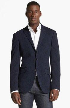 Etro  Paisley Jersey Wool Blazer - TryAngle Living 28738154789