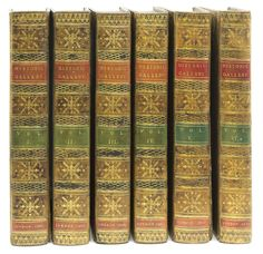 The Historic Gallery of Portraits and Paintings; Or, Biographical Review of Portraits and Paintings, or, Biographical Review: containing a brief Account of the Lives of the most Celebrated Men, in every Age and country, and Graphic Imitations of the Finest Specimens of the Arts, Ancient and Modern. BEAUTIFUL BINDING.
