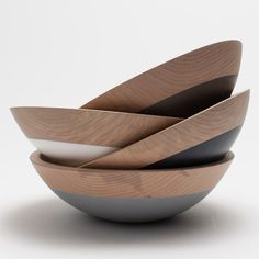 """12"""" Wooden Bowl"""