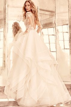 Hayley Paige wedding dresses at alta moda bridal